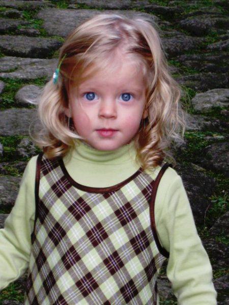 Munchkin Chucklehead at age 2