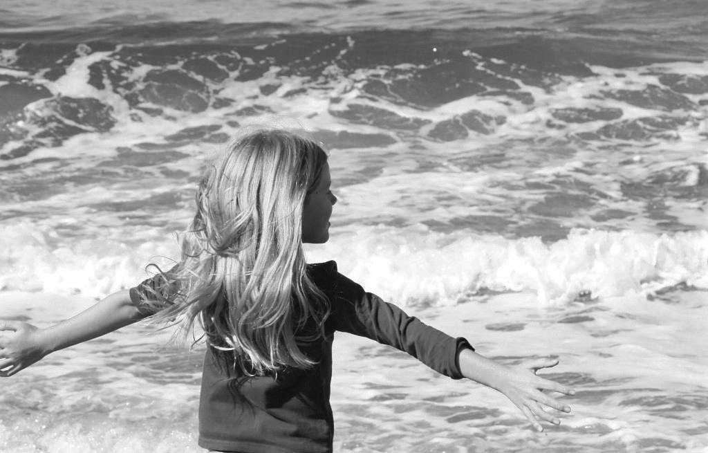 Munchkin at the California Beaches